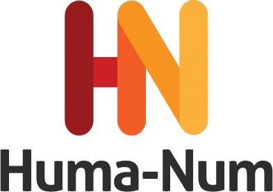 Logo d'Huma-Num